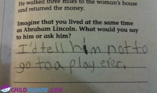 Humorous college essays
