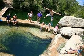 Jacobs well cave usa