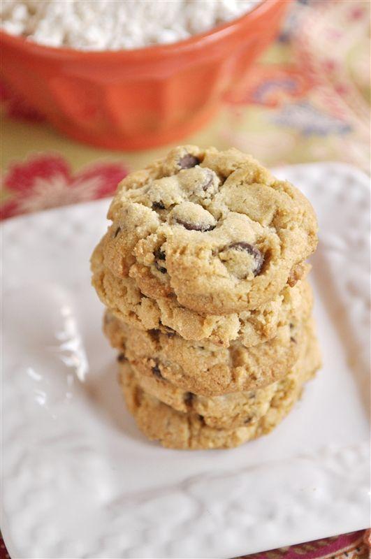 My Favorite Chocolate Chip Cookie | Baking Gluten Free | Pinterest