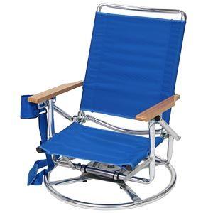 Suntracker Swivel Beach Chair Coastal Living Baby