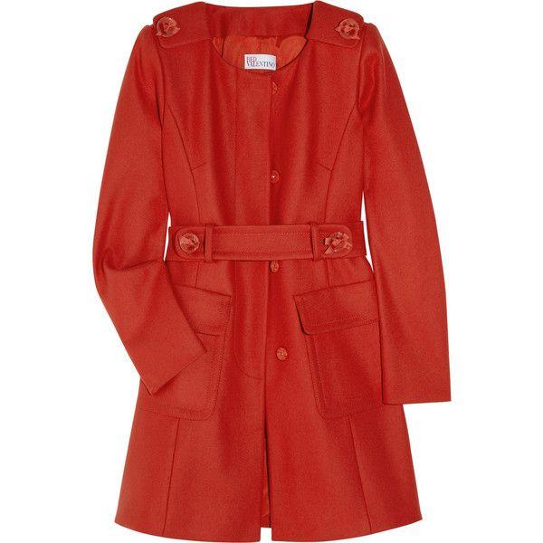 valentino red jacket