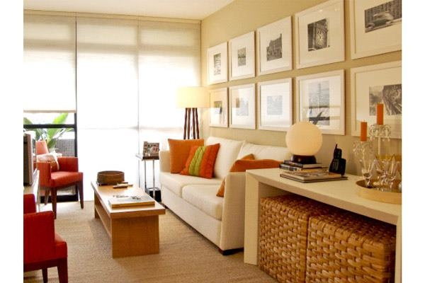 decoracao de apartamentos pequenos jovem:linda ambientacion pequeño espacio