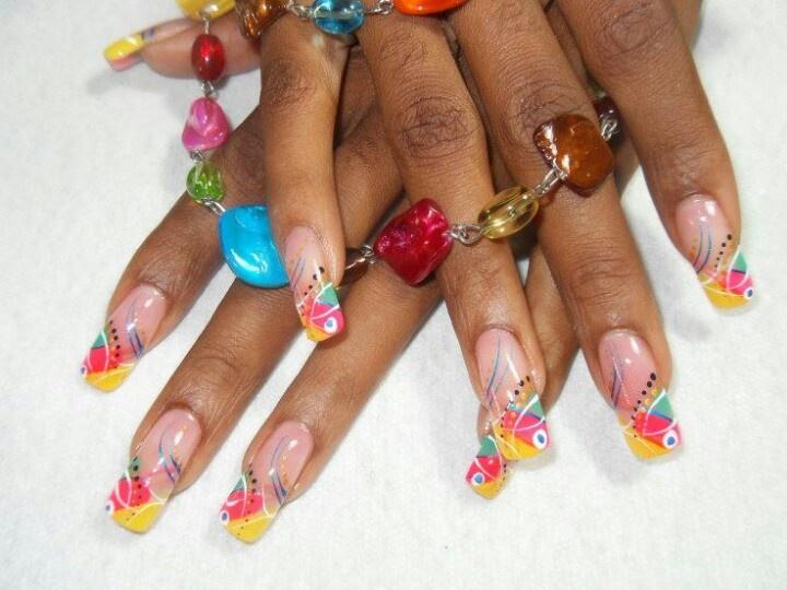 Nail art journal | Nails I love | Pinterest