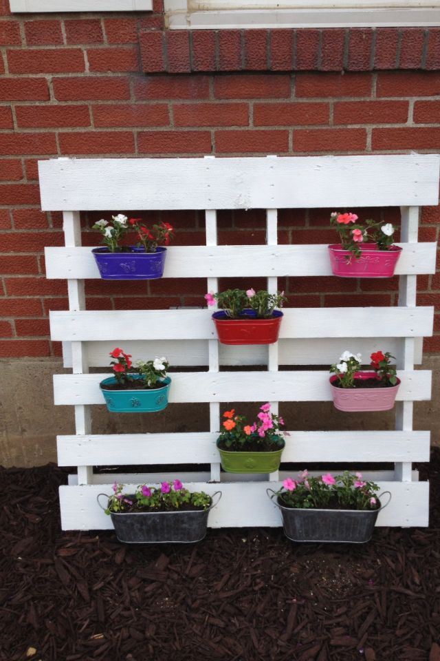 easy pallet project for the home pinterest