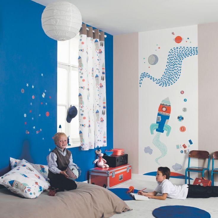 Casadeco Tapeten Kinderzimmer : Rideau De Chambre