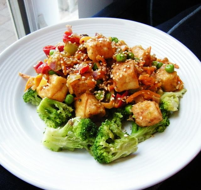fry tofu stir fry with spinach and okra lime curry tofu stir fry ...
