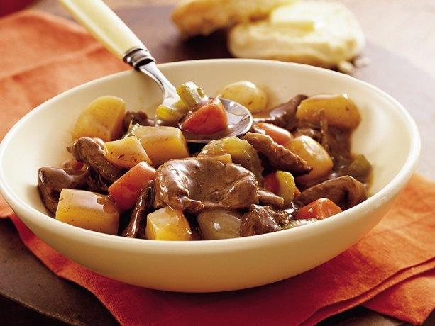and Potato Skillet http://www.bettycrocker.com/recipes/meat-and-potato ...