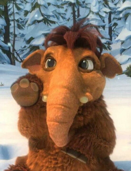 ice age 4 characters peaches - photo #25