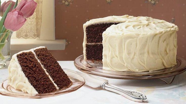 Red Devil's Food Cake | Recipe