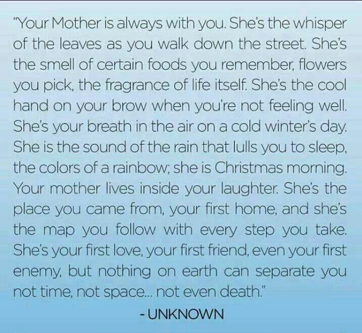 there is nothing like your mother inspirational quotes