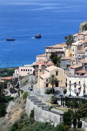 Amantea Italy  city photos gallery : What a view of Amantea | Amantea in calabria Italy | Pinterest