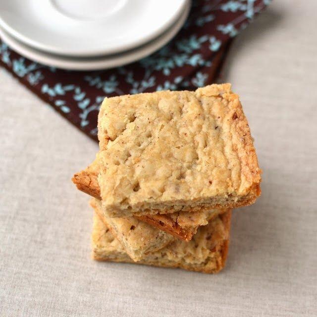 Pecan Shortbread Cookies   Cookies   Pinterest