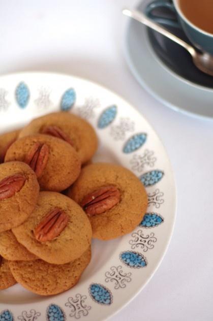 brown sugar biscuits from trostski & ash