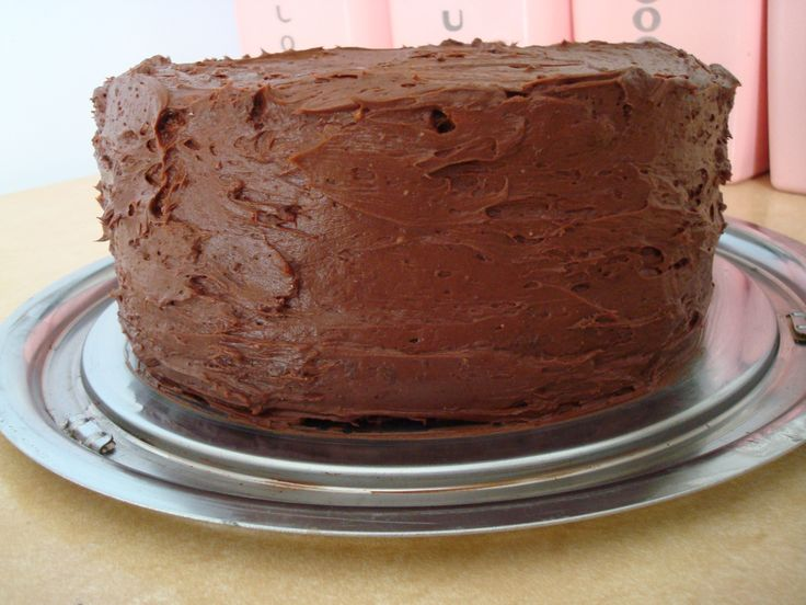 Chocolate Malted Crunch Cake | cakes | Pinterest