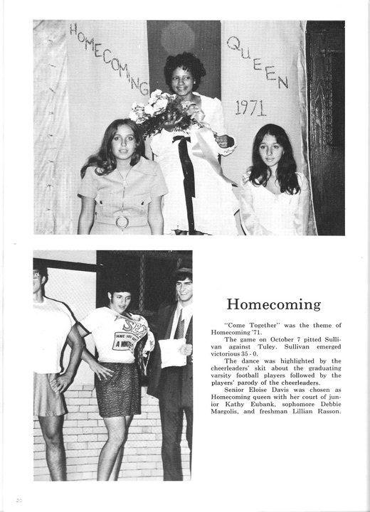 Pin by Mark Reiner on Sullivan High School 1970's | Pinterest
