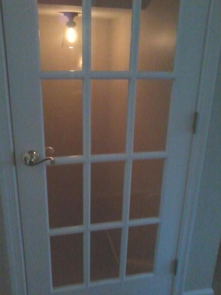 Basement Door Interior Door Lighting Basement Redo Pinterest