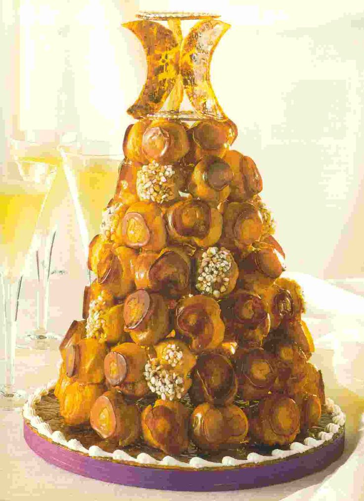 Croquembouche a traditional french christmas patisserie for Alif tree french cuisine