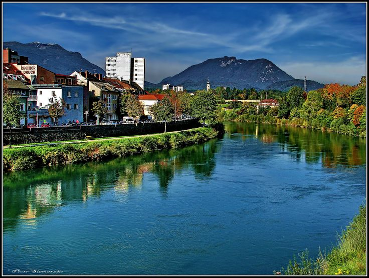 Villach Austria  city pictures gallery : Villach Austria | Favorite Places & Spaces | Pinterest