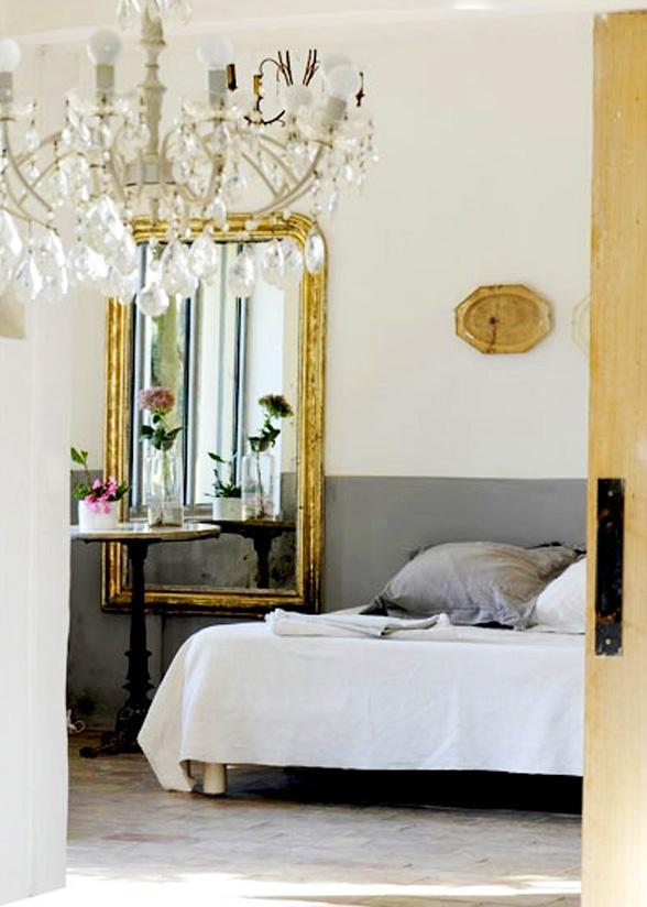 bedroom gold gray chandelier b e d r o o m pinterest