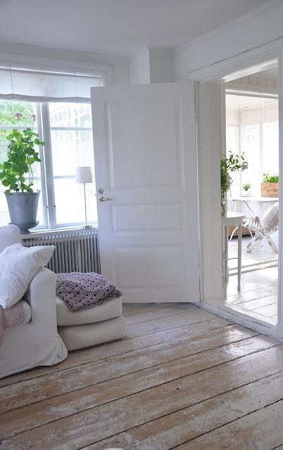 White Wash Floor Dream Home Pinterest