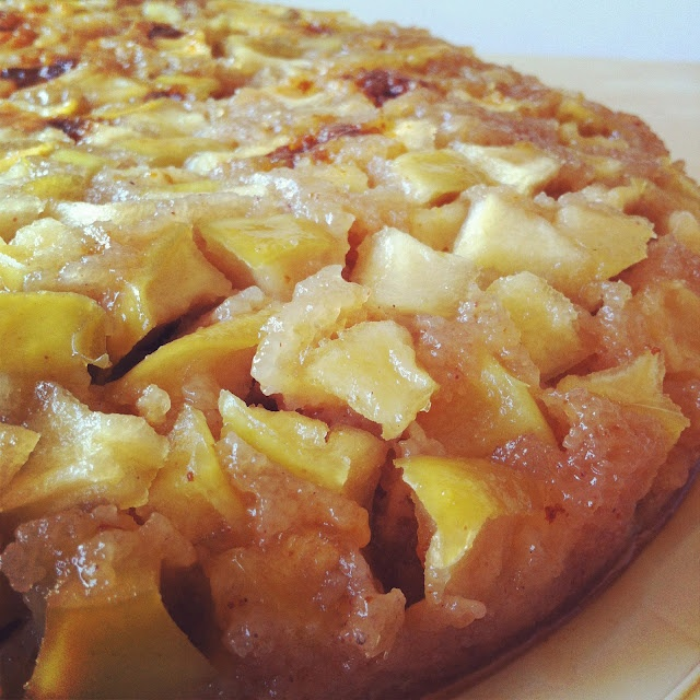 upside down apple & honey cake | dessert: /w a cup of coffee | Pinter ...