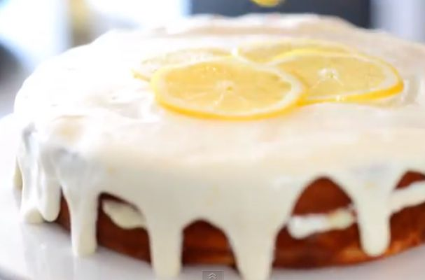 Gluten-Free Lemon Layer Cake | A light and delicious wheat-free lemon ...