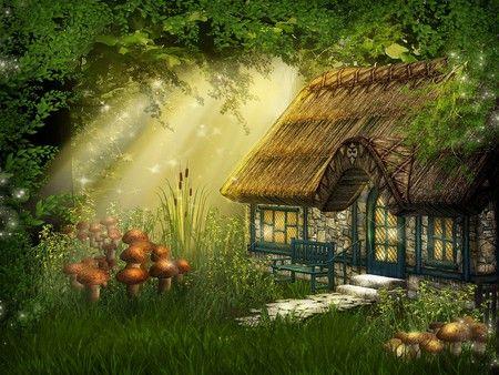 Arianrhods' Cottage