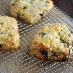 Orange and Dark Chocolate Buttermilk Scones