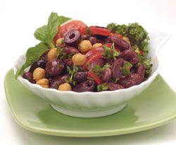 Mediterranean Kidney Bean Salad Recipes — Dishmaps