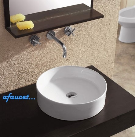 Love the raised bowl sinks Home SWEEEEET Home.... Pinterest