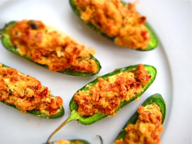 Chorizo-Stuffed Jalapenos | Health & Fitness | Pinterest