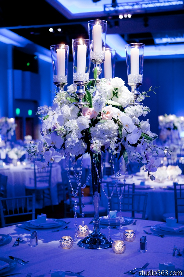 Pin by Premiere Events on Ice Blue and Frost White Wedding | Pinterest