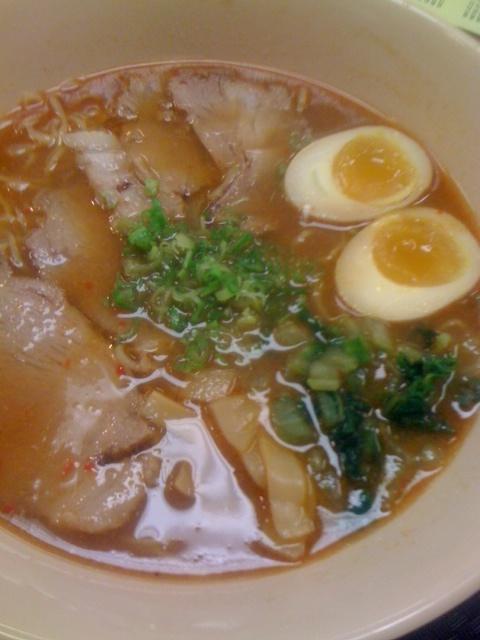 miso ramen #ramen | EATERIES, FOOD & WINE | Pinterest