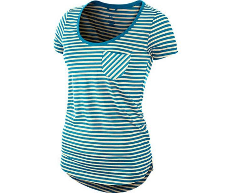 Nike Bayan T-Shirt Luxe Layer Tee