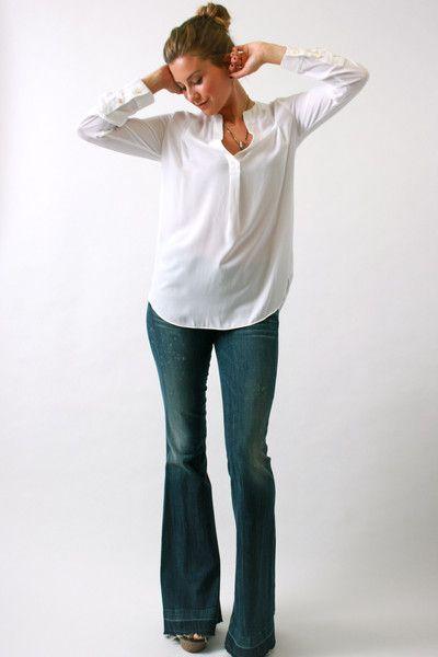 Zoa White Blouse 69
