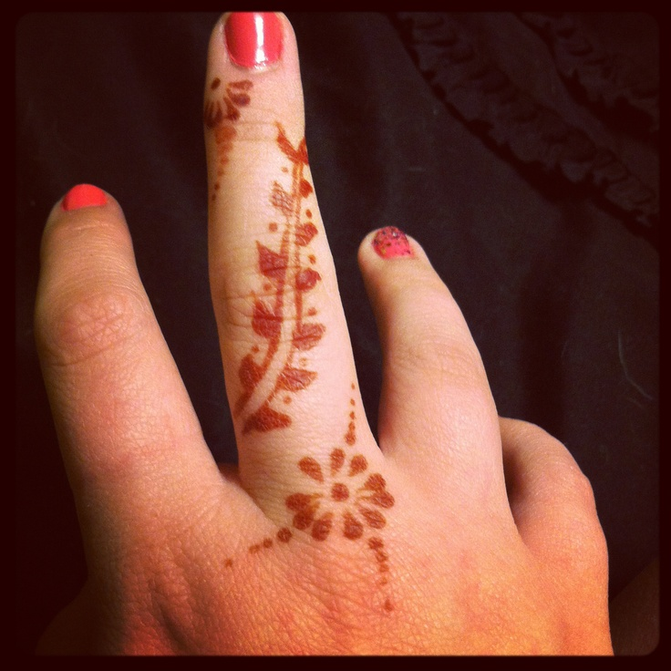 Mehndi Tattoo For Fingers : Pinterest discover and save creative ideas