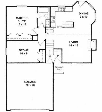 Site Survey Check List moreover Free House Plan 871 further Free Ranch House Plans HousePlanStyle 37 moreover 39301 as well Split Level House Plans. on bi level