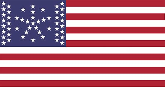 Found on blogs smithsonianmag comAmerican Flag 51 Stars