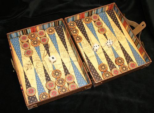 Now I have to start scouring the antique stores for an old backgammon set