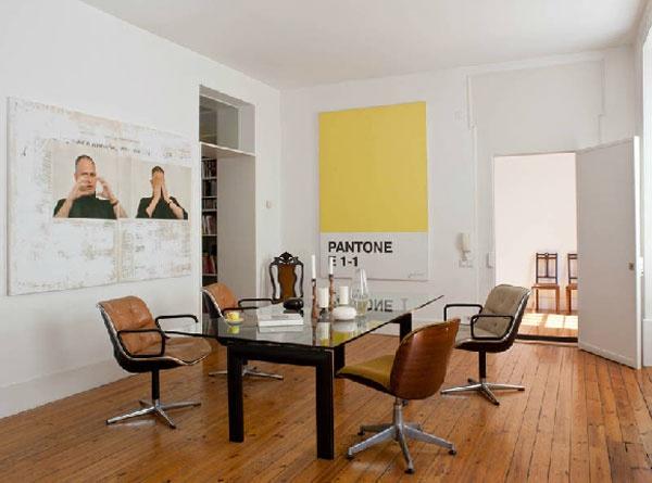 Mid Century Modern Dining Room Dining Room Pinterest