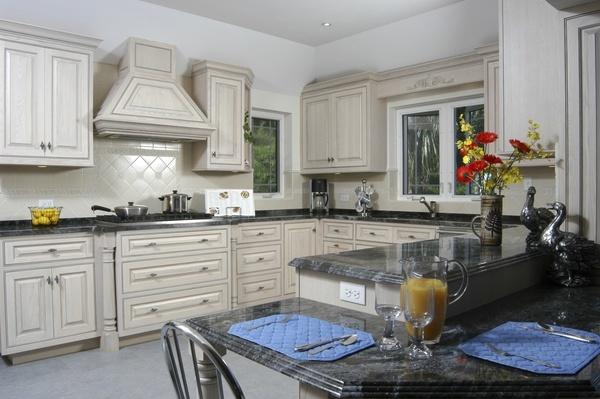 white cabinet pearl grey glaze  my home  Pinterest