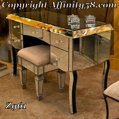 Desk on Contemporary Vanity Desk Dressing Make Up Table Reg  1575 Zg61   Ebay
