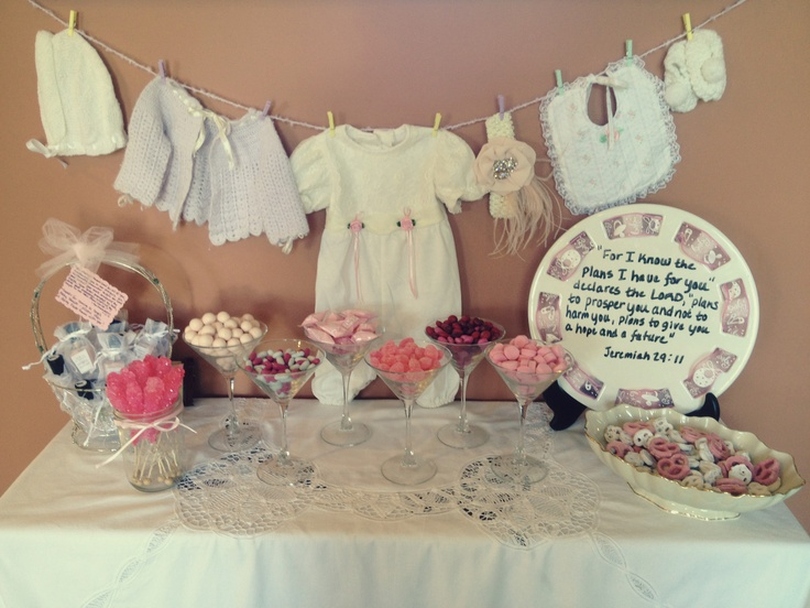 baby shower candy table candy table ideas fun pinterest
