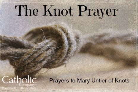 It's just a graphic of Astounding The Knots Prayer Printable