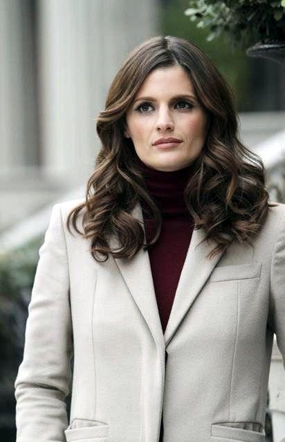 Kate Beckett hair