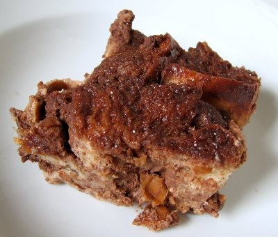 Four-Star Chocolate Bread Pudding. Kill me now. No wait, not until ...
