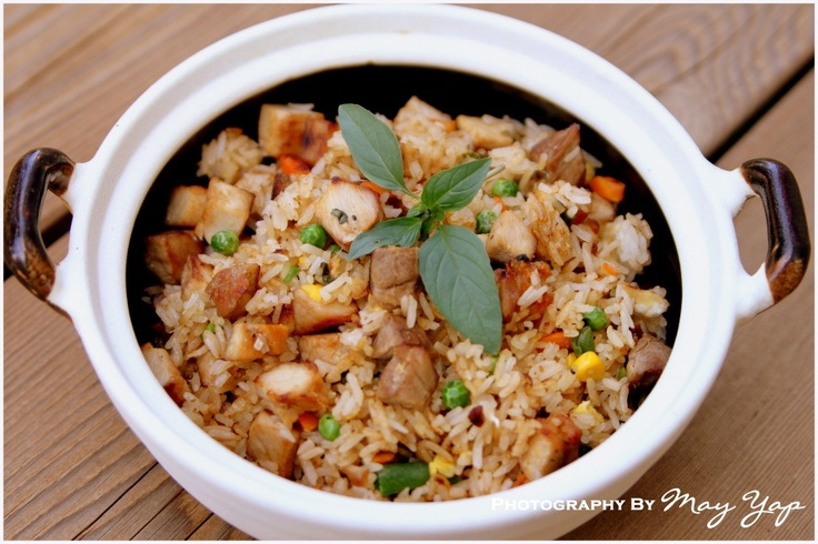 Fried Rice Paradise | What a Crock:) =Recipes | Pinterest