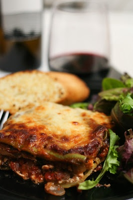 Easy Meat and Cheese Lasagna | Recipes from Now Stir It Up | Pinterest