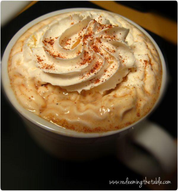 How to make Pumpkin Puree & Better than Starbucks Pumpkin Spice Latte ...