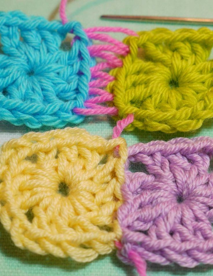 Crochet Invisible Stitch : Invisible stitch how to